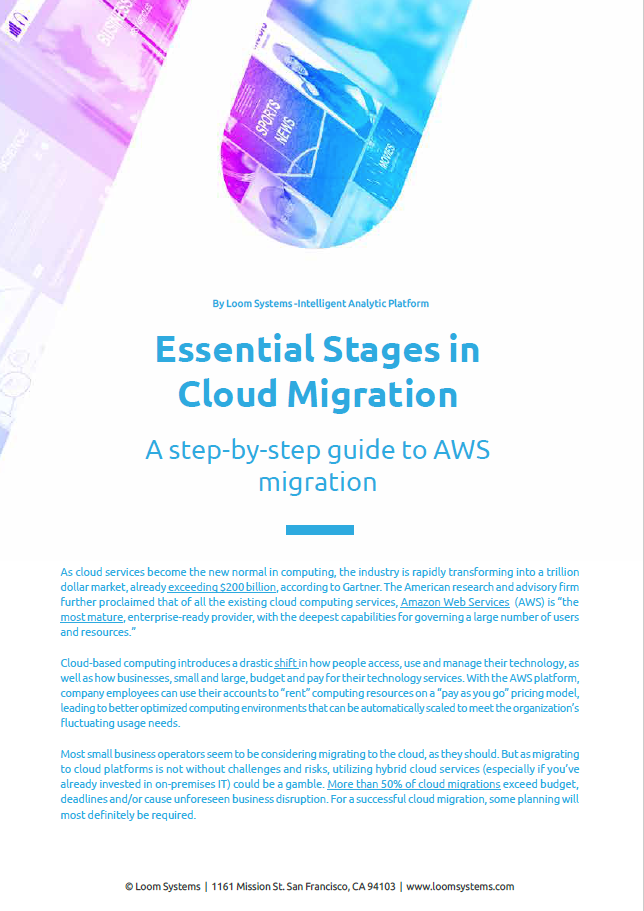 Whitepaper: Essential Stages in AWS Migration