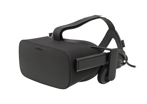 IT Operaions and Oculus Rift