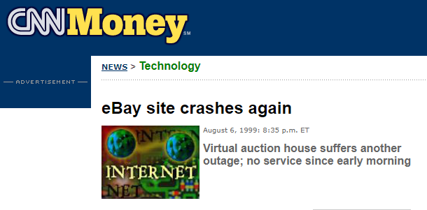 Top 5 IT Outages in History Of The Internet