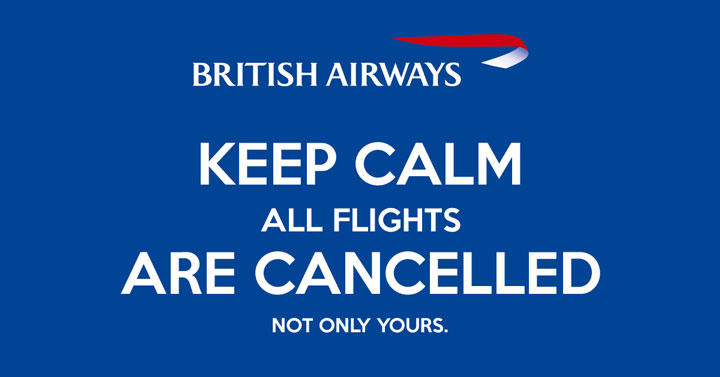 British Airways IT Outage: Lessons Learned? Maybe.