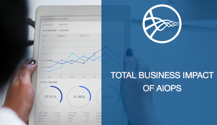 Total Business Impact of AIOps simple