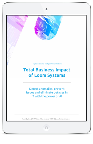 Total Business Impact Loom AIOps