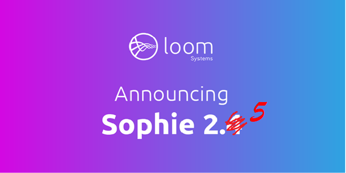 Announcing Sophie version 2.5 – Role-Based Access Control, New User Interface, and Retention Management