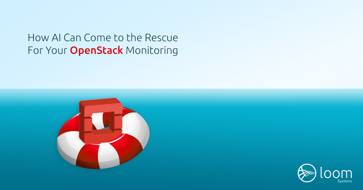 7 Ways AI Can Come to the Rescue for Your OpenStack Monitoring