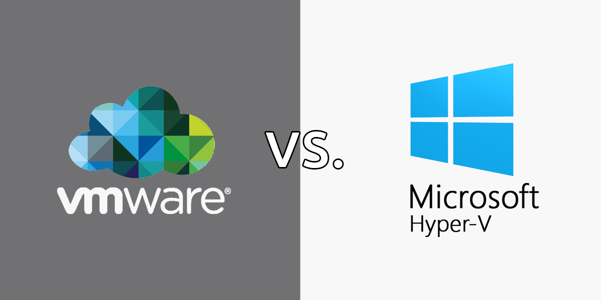 VMware vs. Microsoft Hyper-v: is VMware Still Far Ahead?