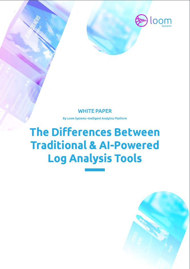 Loom Systems vs. log Analysis Tools - A Feature Comparison