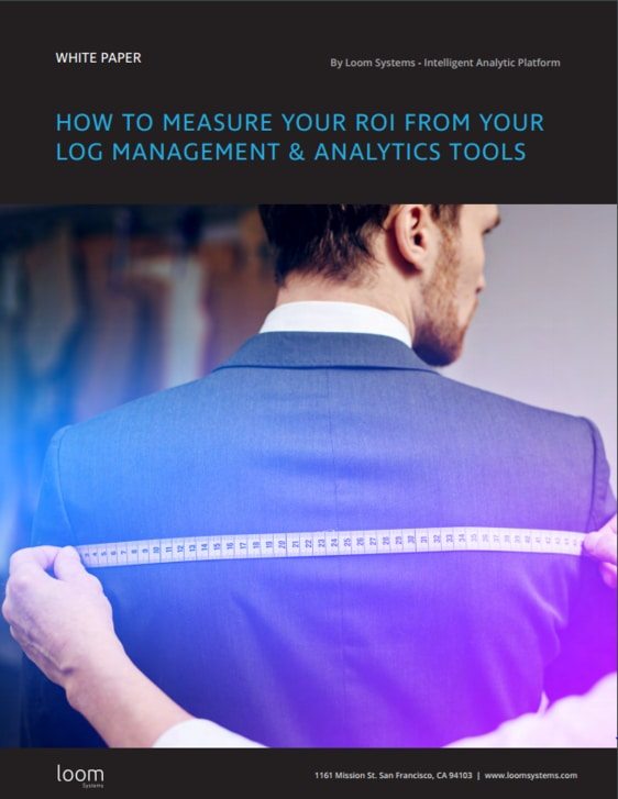 How to Measure Your ROI from Your IT Operations Tools