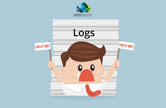Monitoring VMware with Loom Systems - Don't get stuck under a pile of logs!