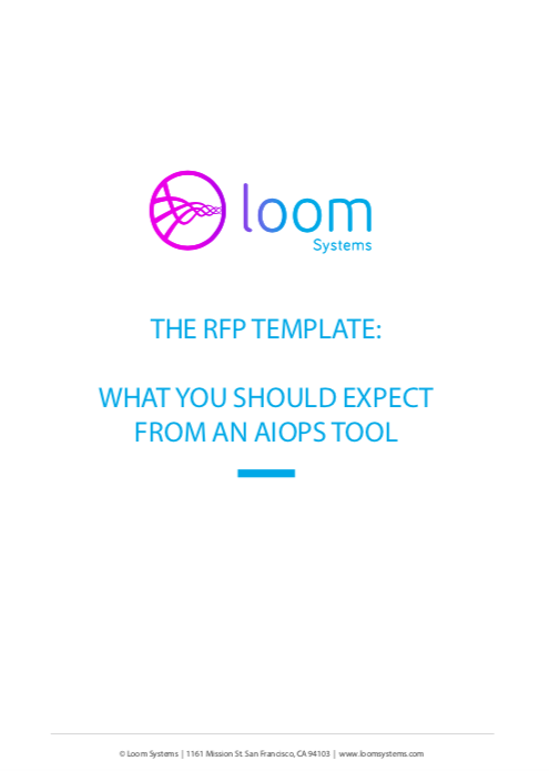 The AIOps RFP Template