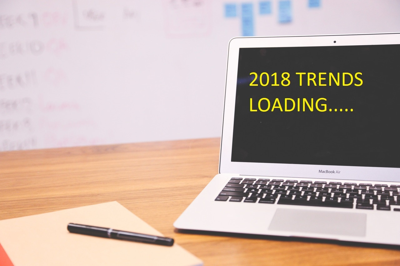The Top 5 Trends for Digital Transformation in 2018