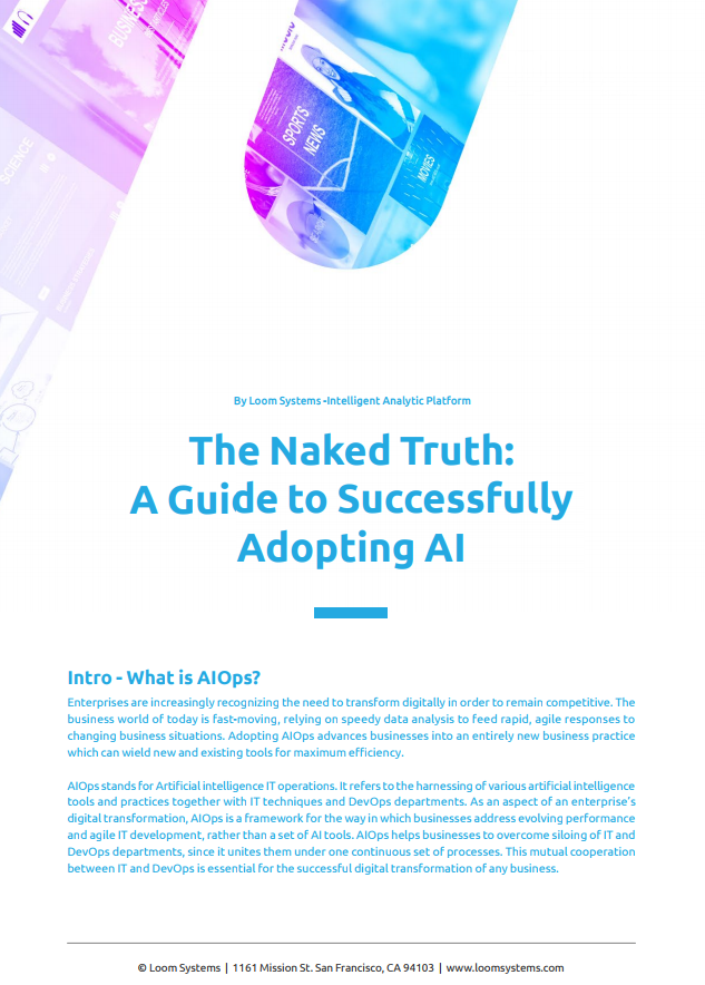 How to Successfully Adopt AI for IT Operations (AIOps)
