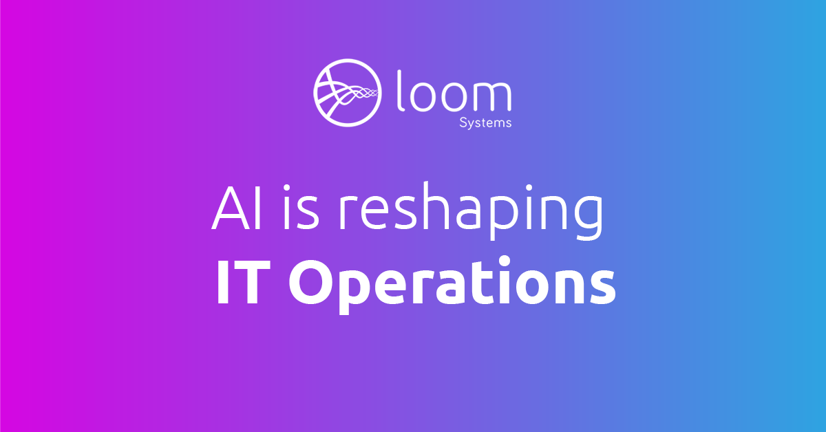 3 ways AI is reshaping IT Operations' Day-to-day