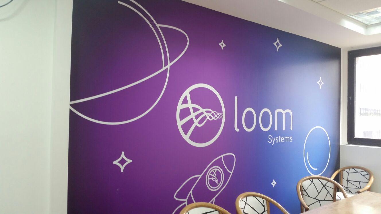 Winter is coming, the internship version: Interning @Loom